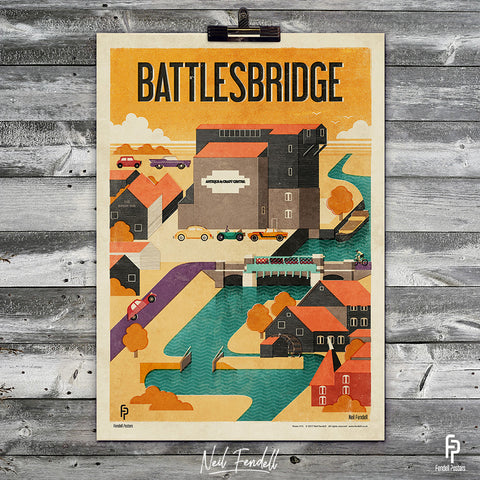 Battlesbridge Poster