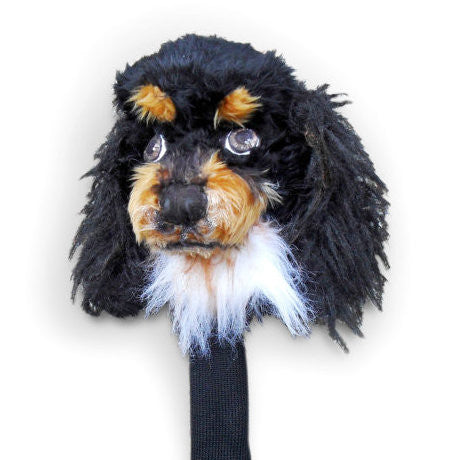 Cavalier King Charles Spaniel Dog Golf club cover