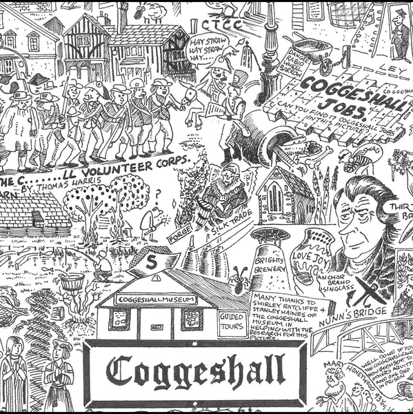 Coggeshall Illustrated History print