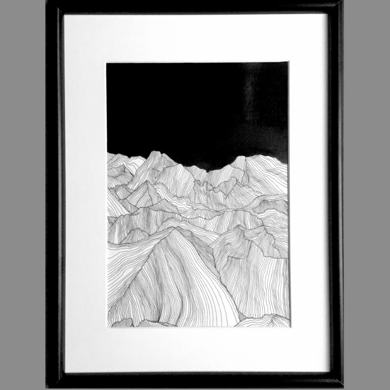 Death Valley Print