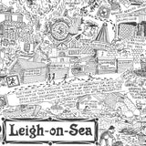 Leigh Illustrated History print