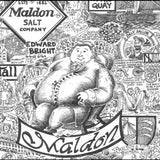 Maldon Illustrated History print