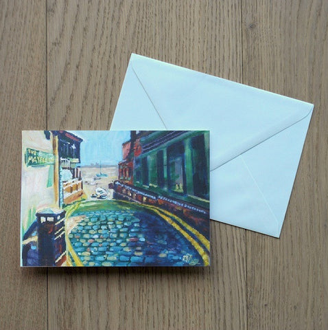 Local scenes Greetings Cards - Pack of 10