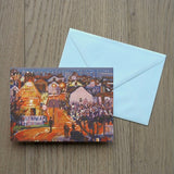 Local scenes Greetings Cards Set