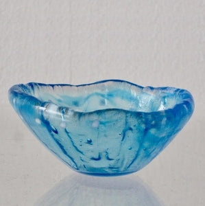 Sea creature dish - Light Blue