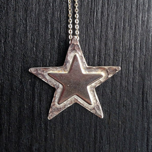 Double Star necklace