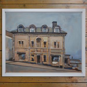 The Bell Hotel, Leigh on Sea - Original painting