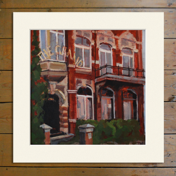 The Grand, Leigh on Sea - Print