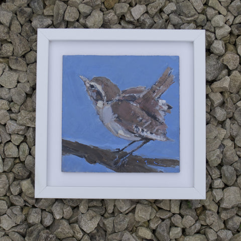 Wren - Original painting