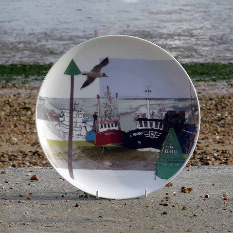 Fisherman & Friends Plate
