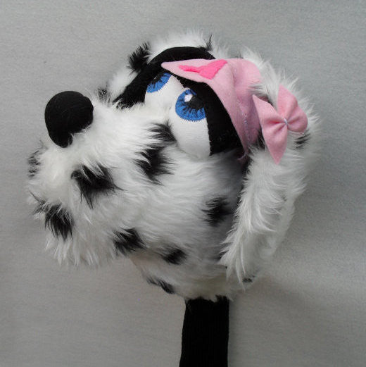 Dalmatian Dog Golf club cover