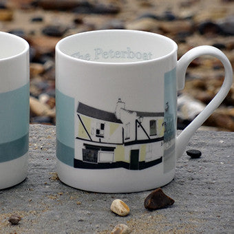 The Peterboat Mug