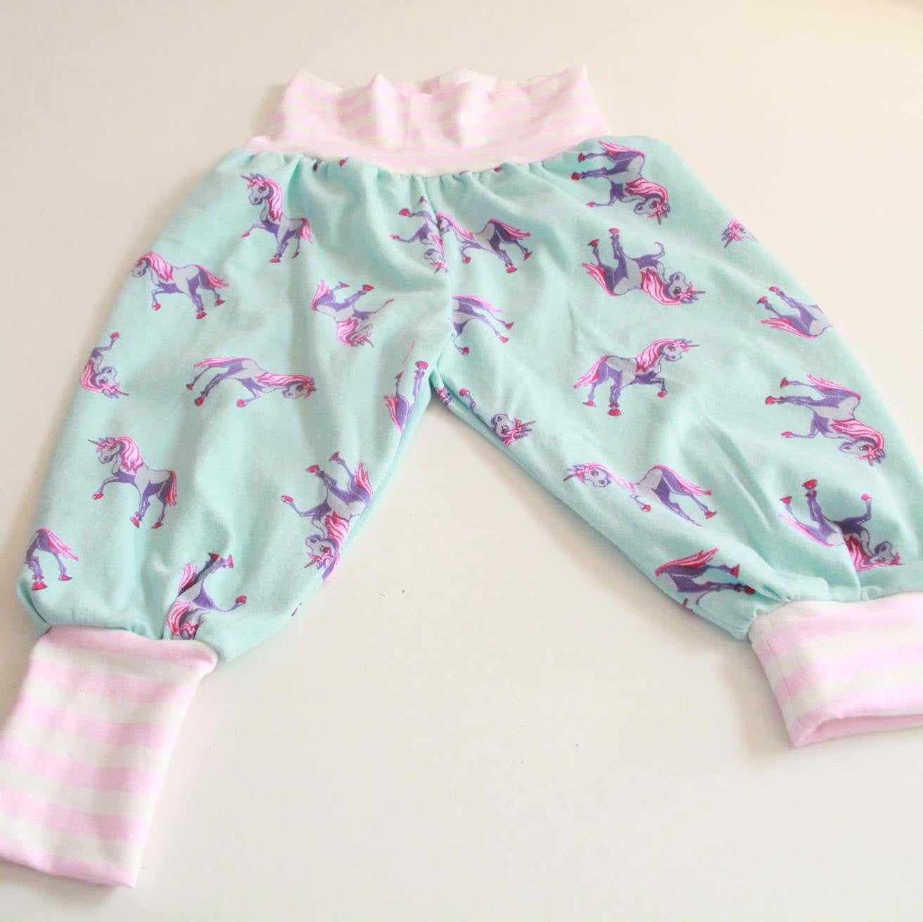 Lounge pants - Unicorn print