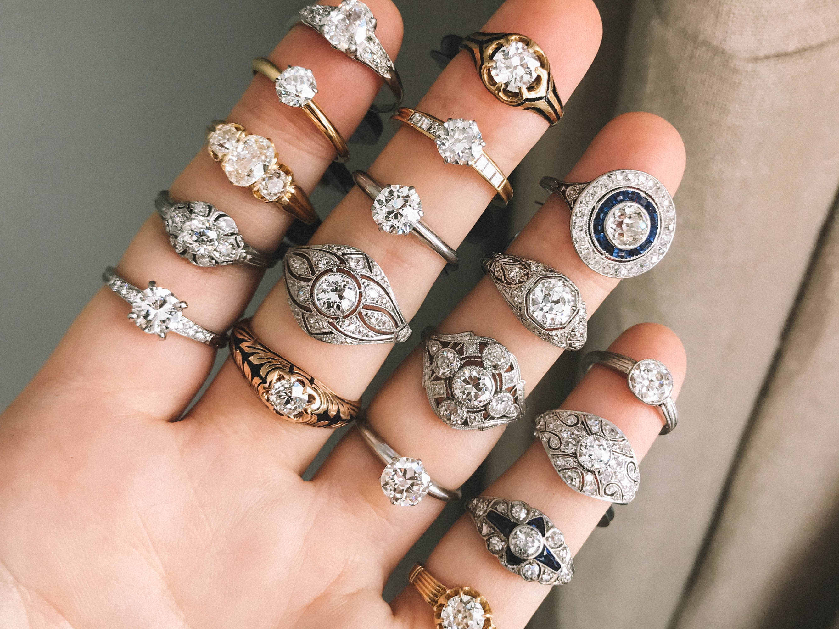 stunning rings wedding vintage under blogs carat jewelry erstwhile stories engagement