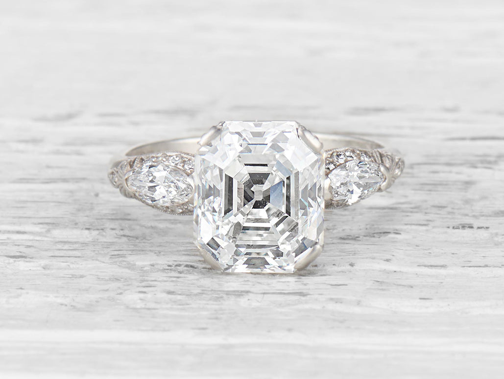 Top 9 Engagement Rings Of 2018 Erstwhile