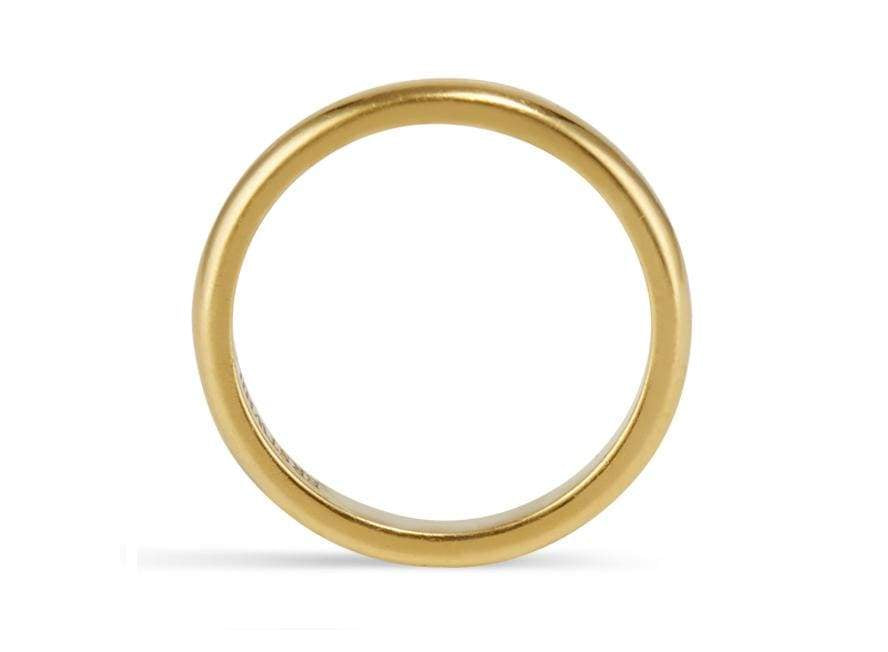 Golden Hoop - 2mm