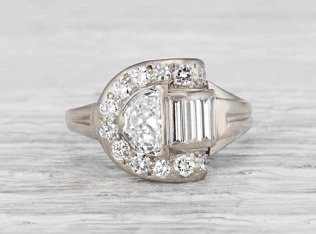 Retro Tiffany & Co. Ring