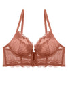 Plunge Lace Push Up Bra