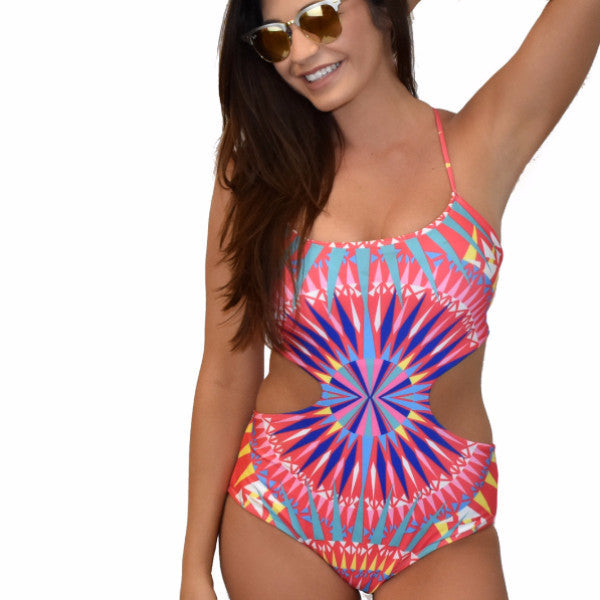 Multicolor One Piece