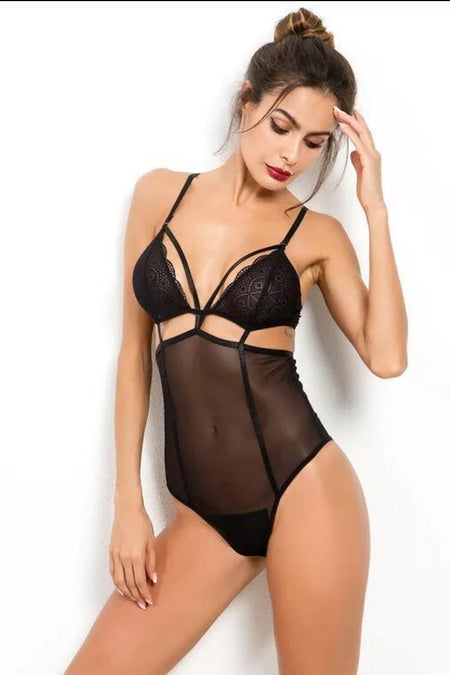 POWER LINES BODYSUIT