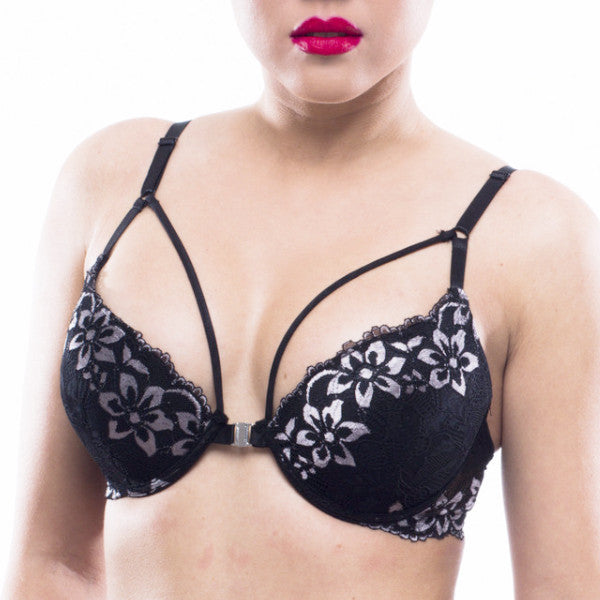 21ef7a6d59c80 Black Flower Bomb Bra – Slim Girl Nigeria