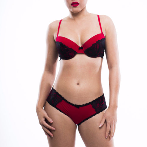 She Devil Bra Set