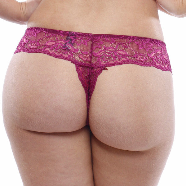 Rose Berry Panty