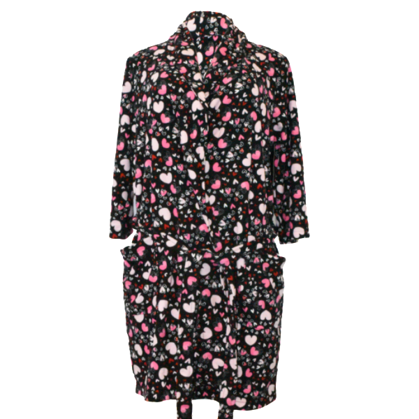 Queen of Hearts Robe Sleepwear
