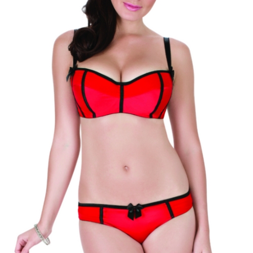 Madame Rouge Bra Set