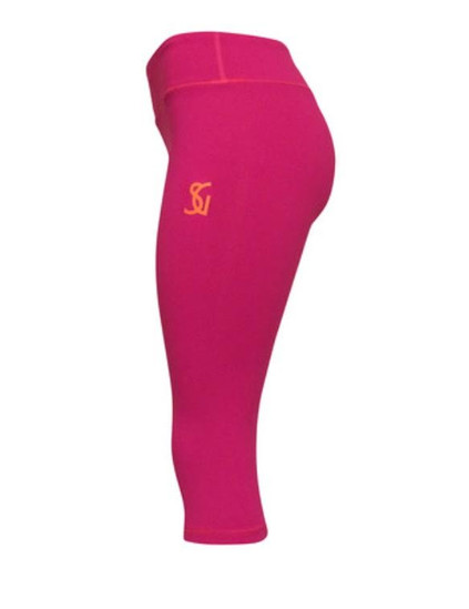 Slim Girl Activewear Pants Red