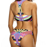 Candy Land 2 Piece Bikini