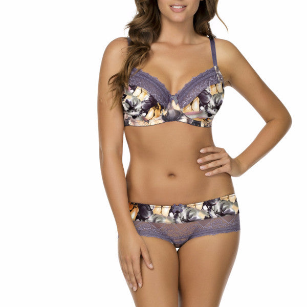 Tropical Sensation Unlined Bra Set