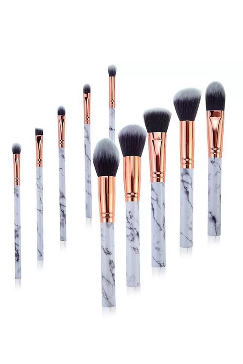 Ceramic Style Kabuki Brush Set
