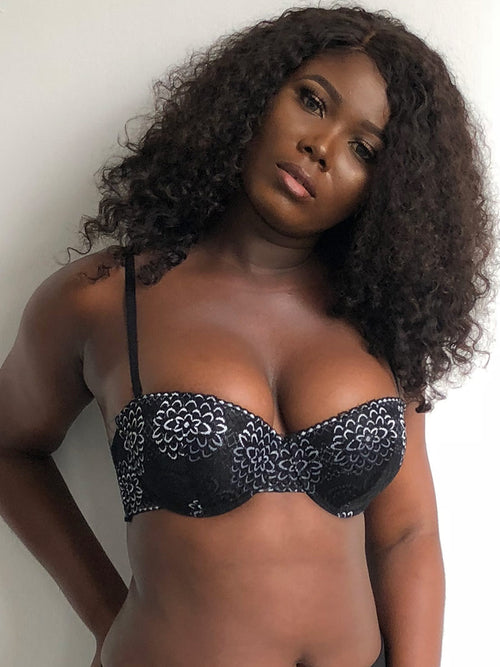 SIDE EYE MULTIWAY BRA