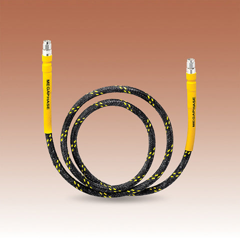 KillerBee™ Test Cable, Type N Male Hex Knurl, Type N Male Female, DC-18 GHz