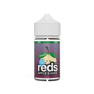 7 Daze - Iced Berries Reds, ejuice