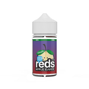 7 Daze - Grape Reds Iced, ejuice