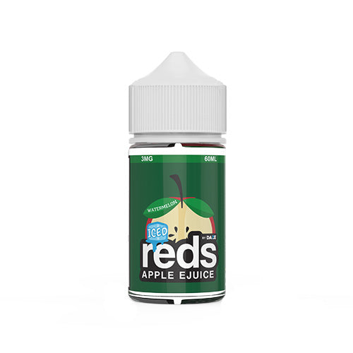7 Daze - Watermelon Reds Iced, ejuice