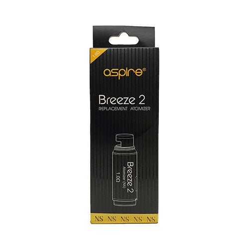 Breeze 2 Replacement Coil (5-Pack)