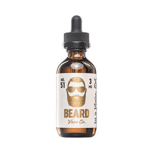 Beard Vape Co. - #51, e-juice