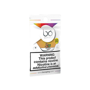 Bo Vaping Replacement Pods - Butterscotch Tobacco Caps