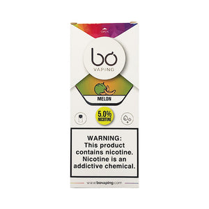 Bo Vaping - Melon Replacement Pod