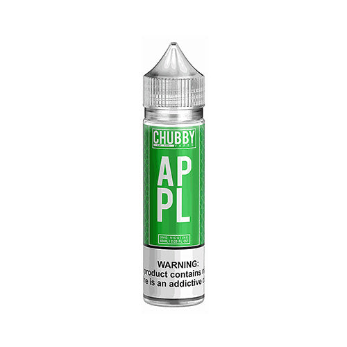 Chubby Bubble Vapes - Apple ejuice