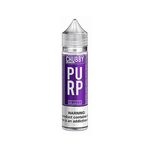 Chubby Bubble Vapes - Purp ejuice