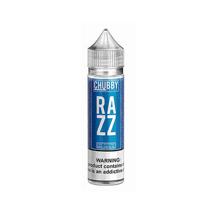 Chubby Bubble Vapes - Razz ejuice