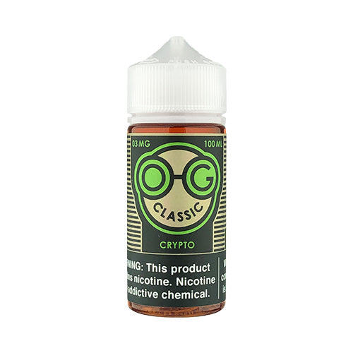 Cosmic Fog - Crypto, ejuice
