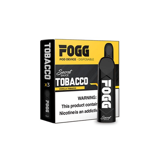 Tobacco (3-Pack)