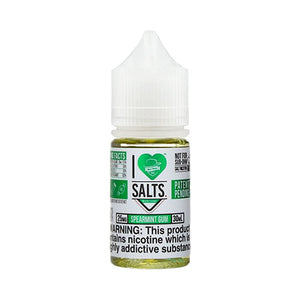 I Love Salts - Spearmint Gum, nicotine salt
