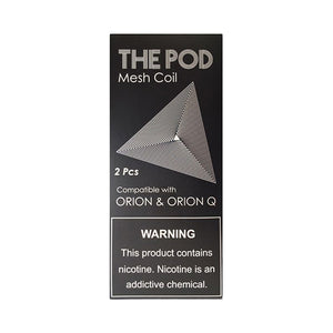 IQS - Orion Replacement Pods (2-Pack)
