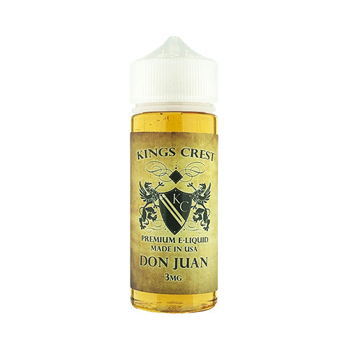 Kings Crest - Don Juan, ejuice